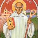 Ngày 25/11 Thánh Columban (543? – 615)