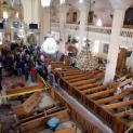 ISIS đã thực hiện 2 vụ tấn công đẫm máu tại các nhà thờ Coptic Ai Cập vào Chúa Nhật Lễ Lá