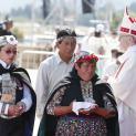 Tại vùng đất Mapuche, ĐTC Phanxicô kêu gọi các dân tộc bản địa nói 'không' với bạo lực