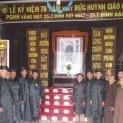 Chính quyền đe dọa lễ tưởng nhớ Đức Huỳnh Giáo chủ 'vắng mặt'
