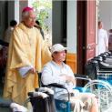 Dân Trù: Đại lễ Lòng Chúa Thương Xót