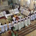 Đan viện Thánh mẫu Châu Sơn khai mạc Năm thánh