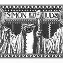 Ngày 28/10 Thánh Simon và Thánh Giu-đê (Jude)