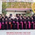Nhóm Linh mục Nguyễn Kim Điền gửi Thư hiệp thông với Đại diện Tòa thánh và Hội đồng Giám mục Việt Nam
