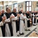 Đức Thánh Cha tiếp Tổng tu nghị dòng Trappiste