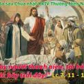 19/09 Hỡi thanh niên, Ta truyền cho ngươi hãy chỗi dậy