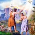 Sứ mệnh của Người đã chịu phép Rửa Tội