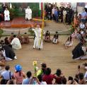 ĐTC viếng thăm viện cô nhi ở Maldonado, Amazzonia