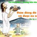 10/02 Phép lạ Bánh hóa nhiều lần 2