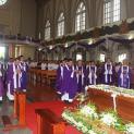 Giáo phận Thái Bình thương nhớ và cầu nguyện cho Đức Cha Phanxico Xavie Nguyễn văn Sang