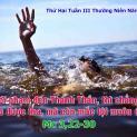 22/01 Ngoan cố, tội phạm đến Chúa Thánh Thần