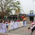Giáo hạt Cửa Lò khai mạc Năm Thánh và kỷ niệm 170 năm thành lập GP Vinh