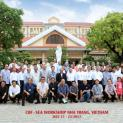 Khóa hội nghị Kinh Thánh Đông Nam Á (CBF-SEA) tổ chức tại Tòa Giám Mục Nha Trang từ ngày 17-23/7/2017