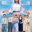 23/9 Sai 12 Tông Đồ đi rao giảng