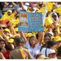 Đức Thánh Cha cử hành phụng vụ kính Đức Mẹ tại Peru