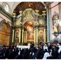 Đức Thánh Cha nguyện kinh với 500 nữ đan sĩ chiêm niệm Peru