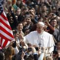 Hậu cảnh Công Giáo chuyến đi Hoa Kỳ của Đức Phanxicô