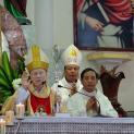 Thánh lễ Tạ Ơn mừng Ngân khánh Giám mục Đức cha Phaolô Maria Cao Đình Thuyên