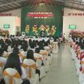 Lê công bố Quyết định thành lập trường Cao đẳng Hòa Bình Xuân Lộc