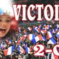 Euro 2016: Xe Tăng đứt xích- Gà Trống lên ngôi