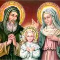 Ngày 26/7 Thánh Gioankim và Thánh Anna