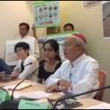 Bài phát biểu của ĐGM Phaolo Nguyễn Thái Hợp trong cuộc họp báo ngày 4/8/2017 tại Quốc hội Đài Loan