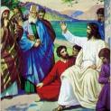 08/06 Thiên Chúa của ngươi là Thiên Chúa duy nhất và ngươi hãy kính mến Người