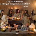 16/04 Bóng đêm tội lỗi – Sự thật về Giuđa và Phêrô