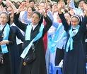 Ngày Thánh Hiến 2015 tại TGP Sàigòn