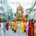 Đại lễ mừng Cha Thánh Phê-rô Lê Tùy lần thứ 186 tại TTHH Bằng Sở