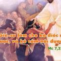 15/02 Chúa Giêsu và người điếc
