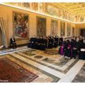 Đức Thánh Cha gặp các nhà ngoại giao tương lai của Tòa Thánh