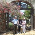 Viếng tu viện cổ nhất tiểu bang Califonia ( Nhà thờ Chim Én)