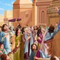 02/04 Cha các ngươi là Abraham đã hân hoan vì nghĩ sẽ được thấy ngày của Ta