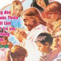 02/03 Hãy để các trẻ nhỏ đến cùng Thầy
