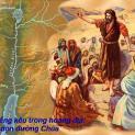 06/12 Hãy dọn đường Chúa cho ngay thẳng