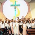 Thánh Lễ Sai Đi Của Giới Trẻ Ephata. 7.10.2018 tại giáo xứ Việt Nam Paris
