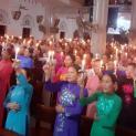 Giáo xứ Mỹ Khánh - Những ngọn nến nguyện cầu cho 39 người tử nạn tại Anh Quốc và các Tù Nhân Lương Tâm