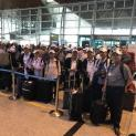 Phái đoàn TGP Huế lên đường hành hương Đất Thánh Israel