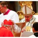 ĐTC Phanxicô tấn phong 14 Hồng y mới
