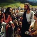 02/12 Chúa Giêsu chữa nhiều người và hoá bánh ra nhiều