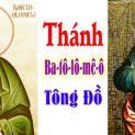 Batholomeus, vị Tông đồ chất phác trung thành