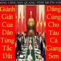 Lãnh đạo Việt Nam ngủ mê trong vòng tay người Tầu