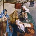 24/12 Maria sẽ hạ sinh một con trai mà ông đặt tên là Giêsu