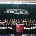 Đại Chủng viện Vinh Thanh: Lễ tổng kết khóa huấn luyện Kỹ năng Tổ chức và Lãnh đạo