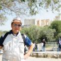 Những ngôi đền ở rên đồi Akropolis Athens xứ Hy lạp
