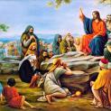 03/02 Chúa Giêsu được sai đến với mọi người