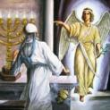 19/12 Thiên thần Gabriel báo trước việc Gioan Tẩy Giả sinh ra