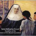 Ngày 03/03 Thánh Katharine Drexel (1858 - 1955)