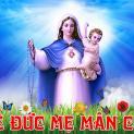 Kinh Đức Mẹ mân côi